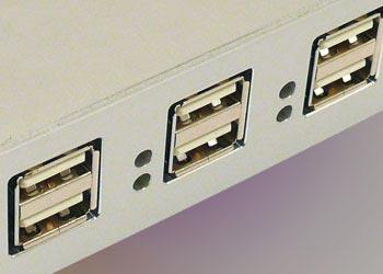 USB Hubs with special functions