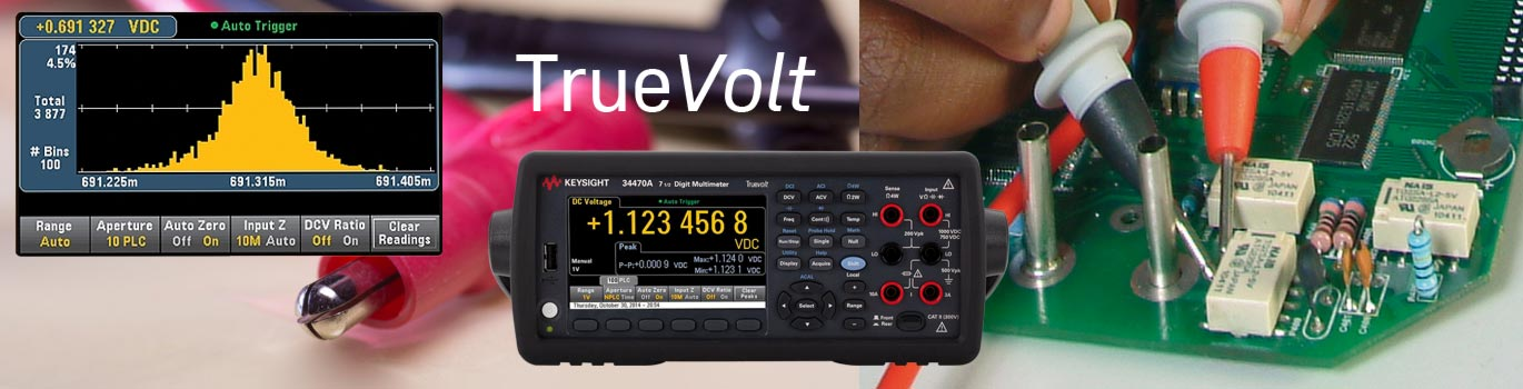 Keysight TrueVolt Digital-Multimeter